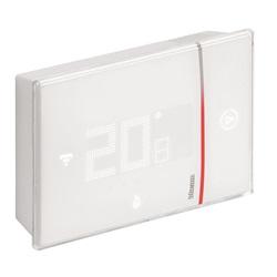 Termostato Smarther 2 da parete Wifi Bianco