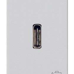 ALIMENTATORE USB C 5V 1,5A 1M SILVE