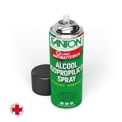 Igienizzante antibatterico spray in bomboletta da 400 ml