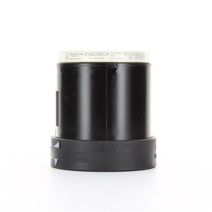 Elemento sonoro continuo/intermittente 12-48V CA/CC 70-90dBa a 1 metro