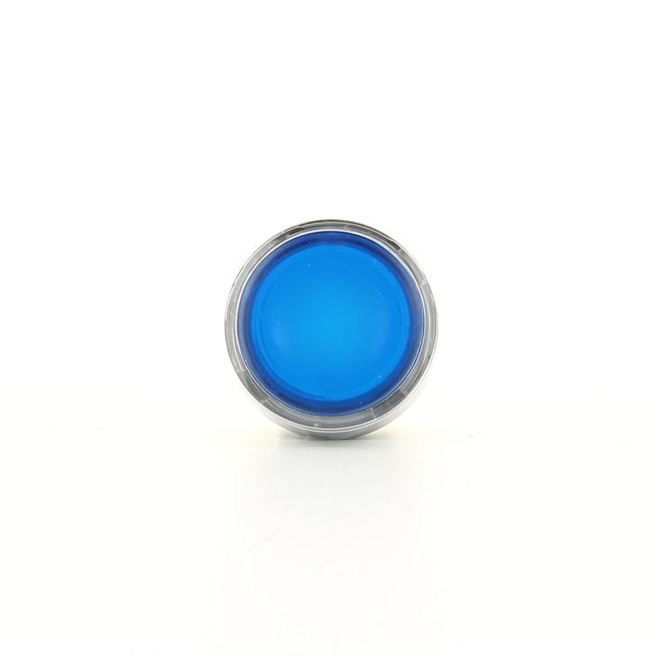 Testa Harmony 4 molla LED blu ZB4BW363