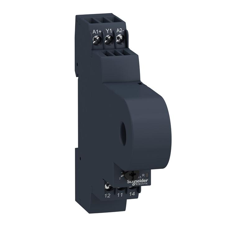 Relè controllo corrente Schneider RM17-J 2-20 A