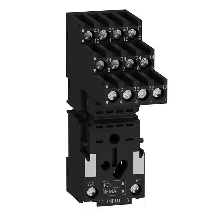 Base RXZ Schneider contatto separato 10A <250V