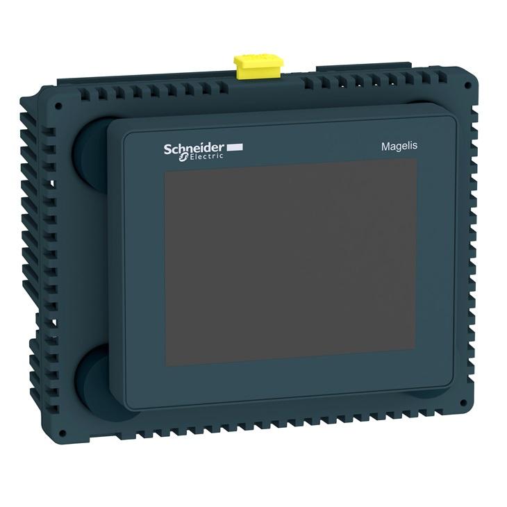 Controllore Schneider HMI 3,5 macchina