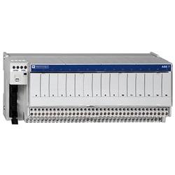 Sottobase, Relè elettromeccanici saldati ABE7, 16 canali, Relè 12,5mm.
