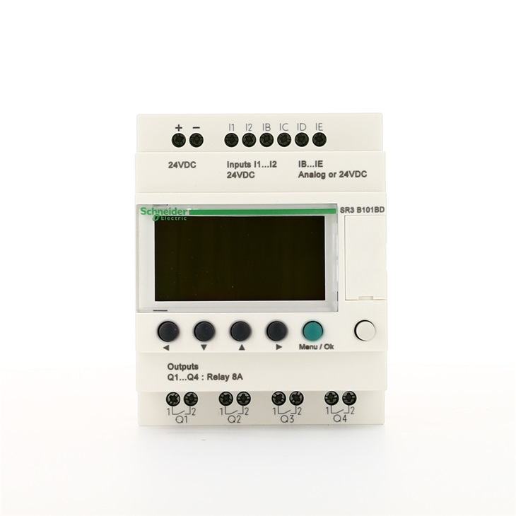 Modulo logico 10 I-O 24VDC SR3B101BD