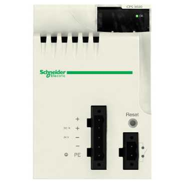 Alimentatore PLC Schneider BMXCPS3020 24 → 48 V c.c,