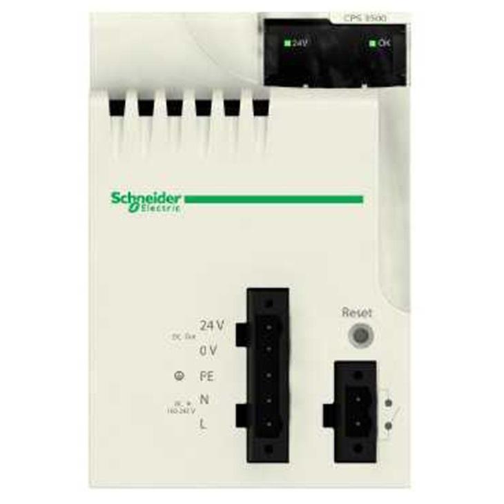 Alimentatore PLC Schneider BMXCPS3500 100 → 240 V c.a.