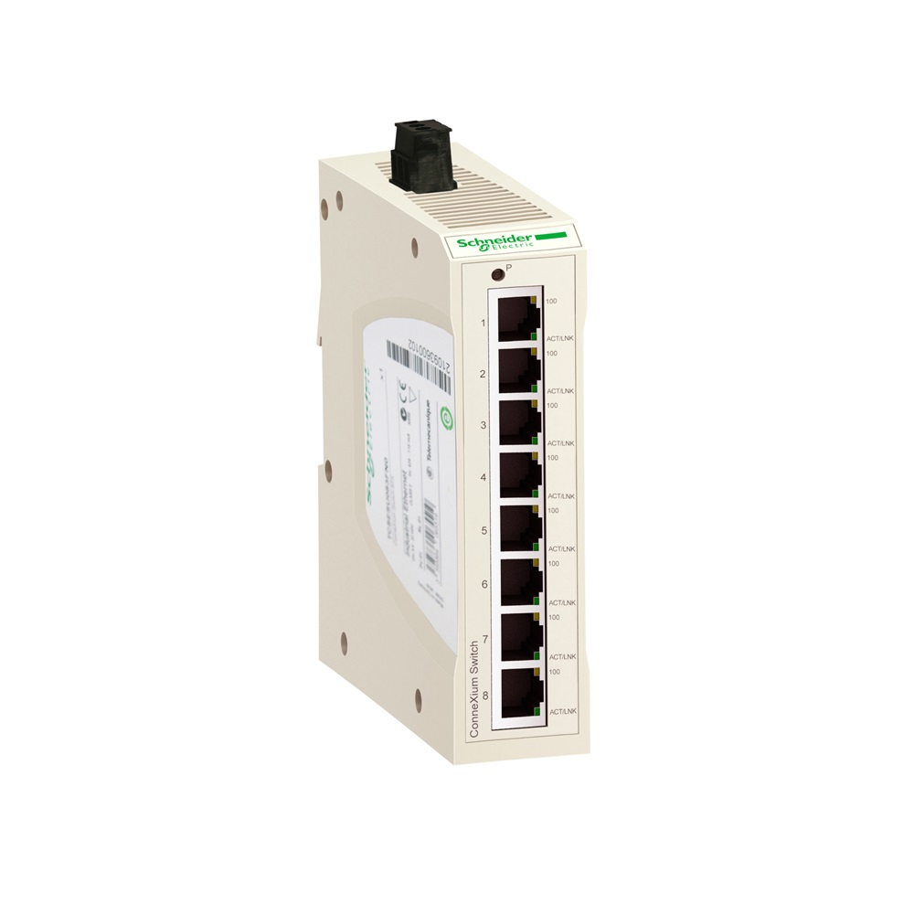 ETHERNET UNMANAGED SWITCH 8TX
