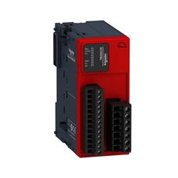 Modulo di espansione PLC TM3SAC5R Schneider Electric, modulo di comunicazione, 24 V