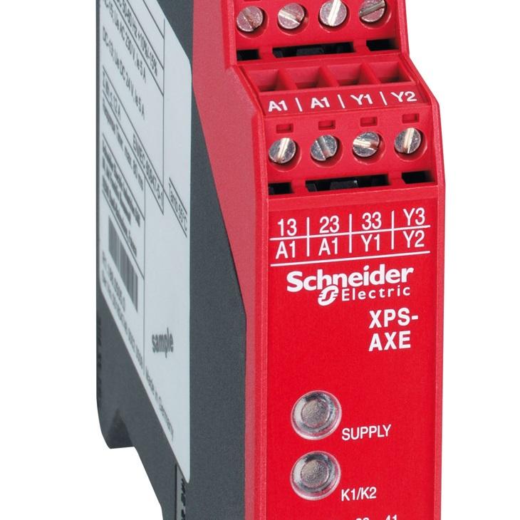 Modulo SECU.AR.URG.24V AC/ DC
