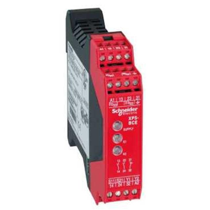Modulo SECU.CMD.BIMA.24V AC / DC