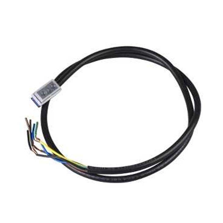 Connessione precablata ZCMC, 2 poli, PvR, 5m.