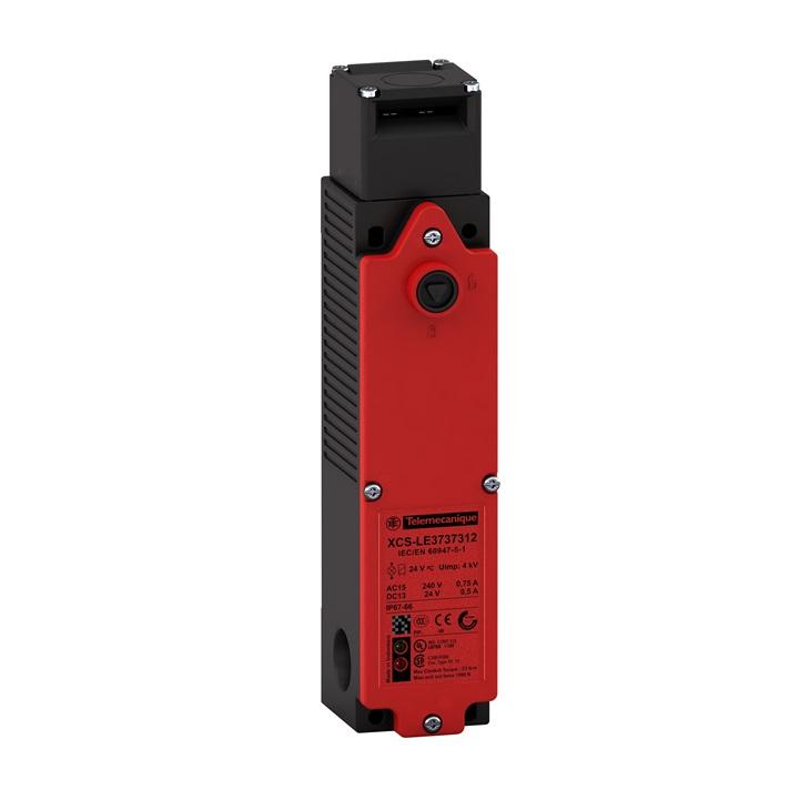 XCS SLIM PLASTIC  4NC 2NO M20 24