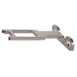 Attuatore con fissaggio largo, Per interruttore sicurezza in metallo.