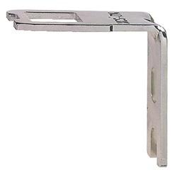 Attuatore ad angolo dx, Per interruttore sicurezza plastica.
