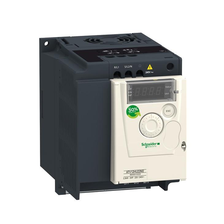 Inverter Schneider 2,2 kW 20,2 A monofase 400hz
