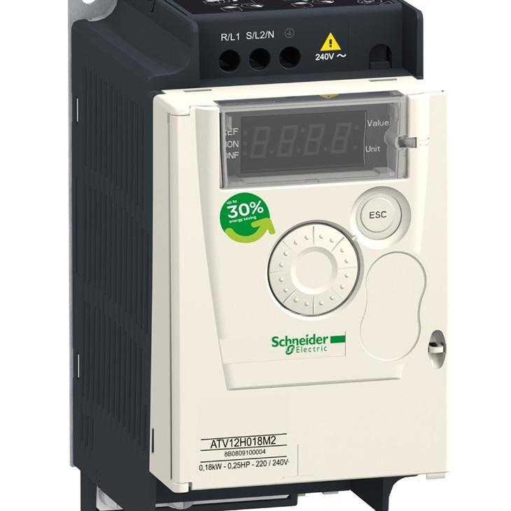 Inverter Schneider 0,37 kW 4,9 A monofase 400hz