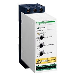 Avviatore soft-start Schneider Electric ATS01N212QN serie ATS01, trifase, 415 V, 12 A, 5,5 kW, IP20