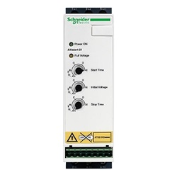 Avviatore soft-start Schneider Electric ATS01N222QN serie ATS01, trifase, 415 V, 22 A, 11 kW, IP20