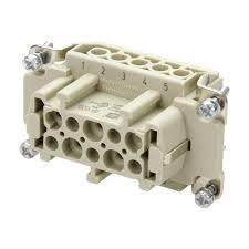 Connettore Inserto femmina 16A 10P