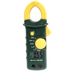 CM600 MULTIMETRO A PINZA600A AC, AVG, DI