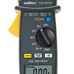 MX675 MULTIMETRO A PINZA 1400AAC/DC