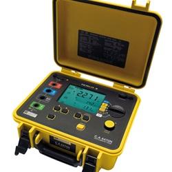 C.A 6470N Misuratore di terra 500Hz MEM + RS232 TERCA3