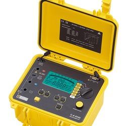C.A 6545 Megaohmetro digitale 50-5000 Vdc