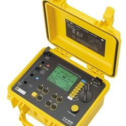 C.A 6549 Megaohmetro digitale 50-5000 Vdc, Grafico,MEM,RS232