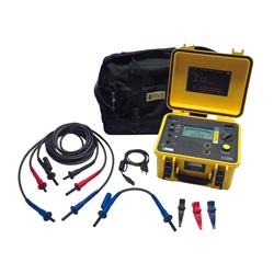 C.A 6505 Megaohmetro digitale 50-5000 Vdc, EASY USE