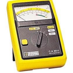 C.A 6511 Megaohmetro analogico 500 Vdc