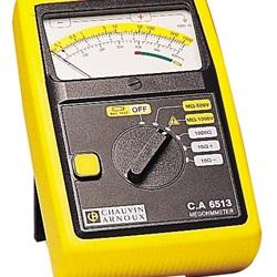 C.A 6513 Megaohmetro analogico 500-1000 Vdc
