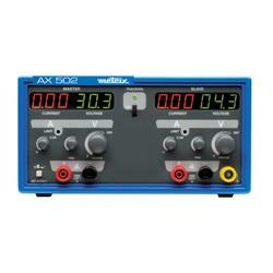 AX502A 2 X 30 V/2,5 AALIMENTATORE STABIL