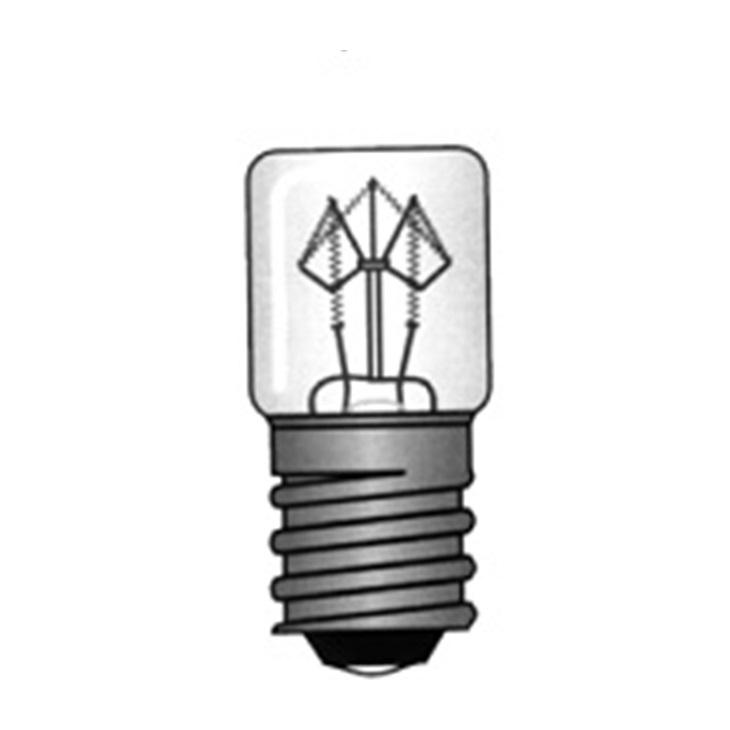 Lampadina E14 16X35  30V 5W