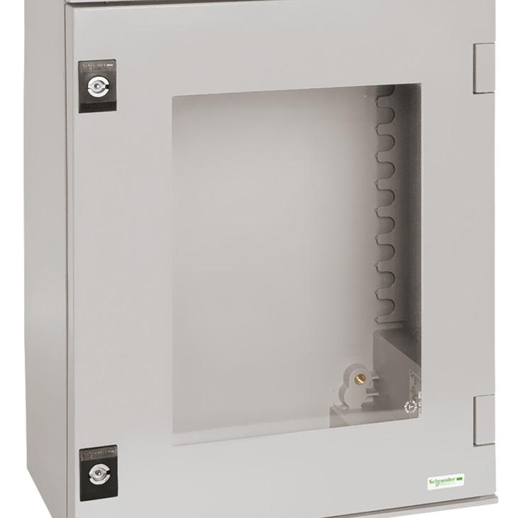 Cassa In Poliestere 845x635x300 Schneider Ip66