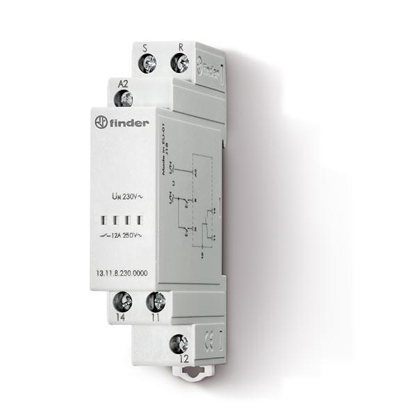 Relè ad impulsi elettronico AC (50/60Hz) 230...240 V