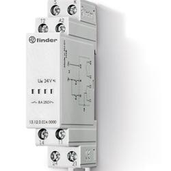 Relè ad impulsi elettronico AC (50/60 Hz)/DC 24 V