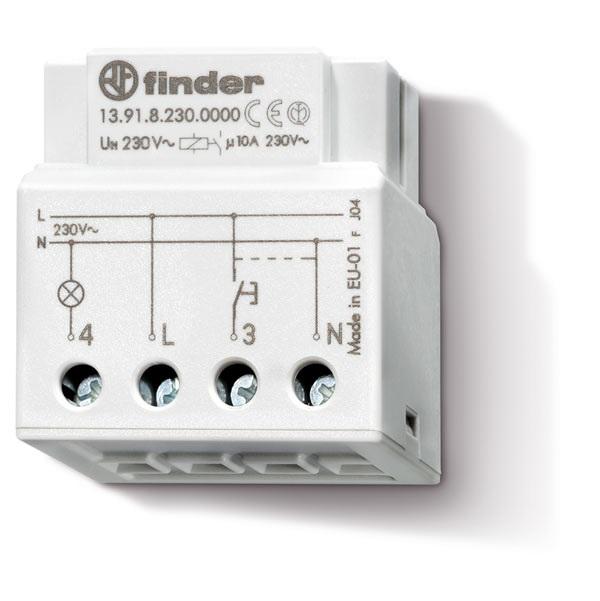 Relè ad impulsi elettronico AC (50/60Hz) 230 V