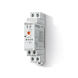 Relè luce scale modulare AC (50/60Hz) 230 V