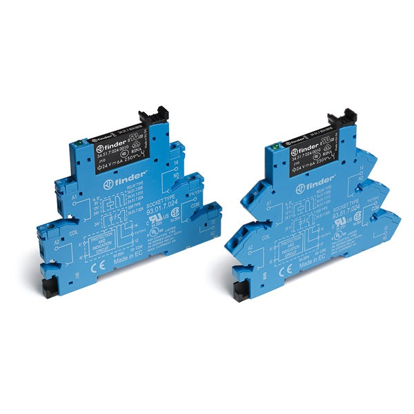 Interfaccia modulare AC (50/60Hz)/DC 230...240 V