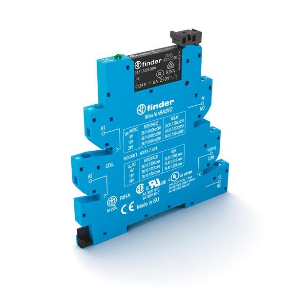 Interfaccia modulare AC (50/60Hz)/DC 24 V