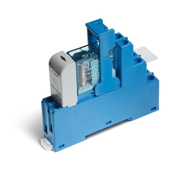 Interfaccia modulare DC sensibile 24 V AgNi