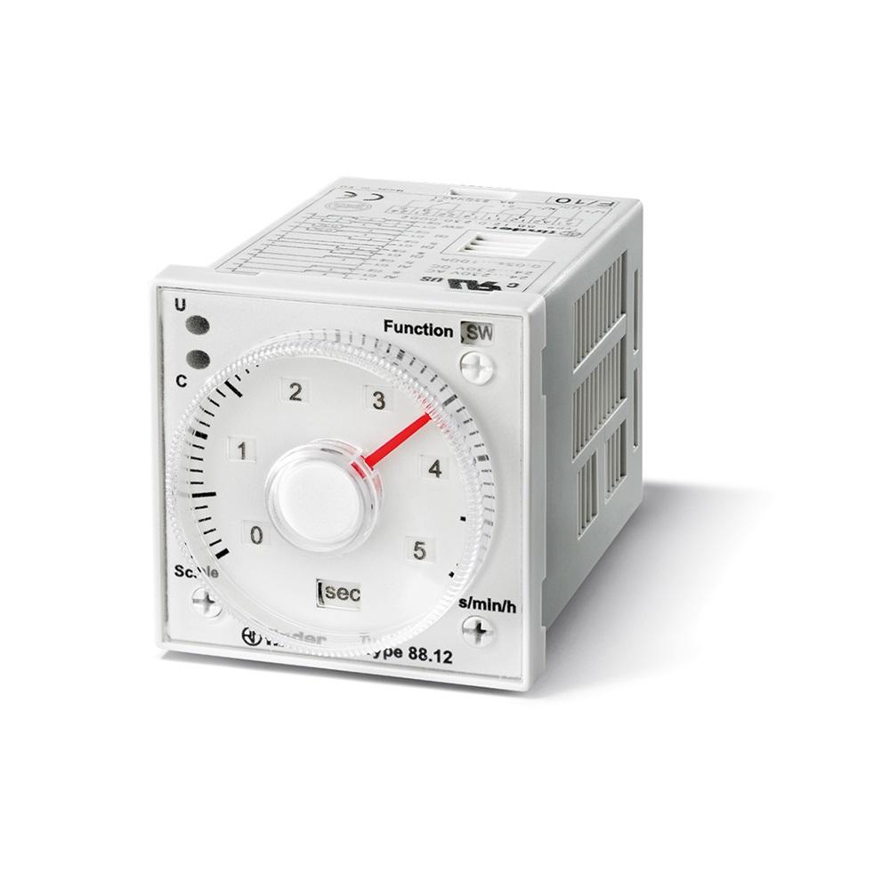Temporizzatore Multifunz.24/240V 8A