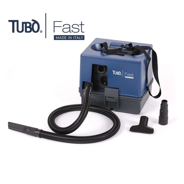 TUBÒ | Fast aspirapolvere portatile