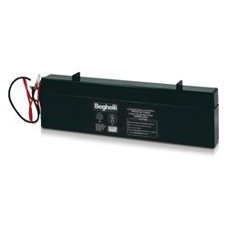 Batteria al Piombo Ricaricabile 6V 4AH Slim