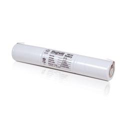 Batteria Beghelli Ricaricabile NC HT 3.6V 1.2A SC Stilo
