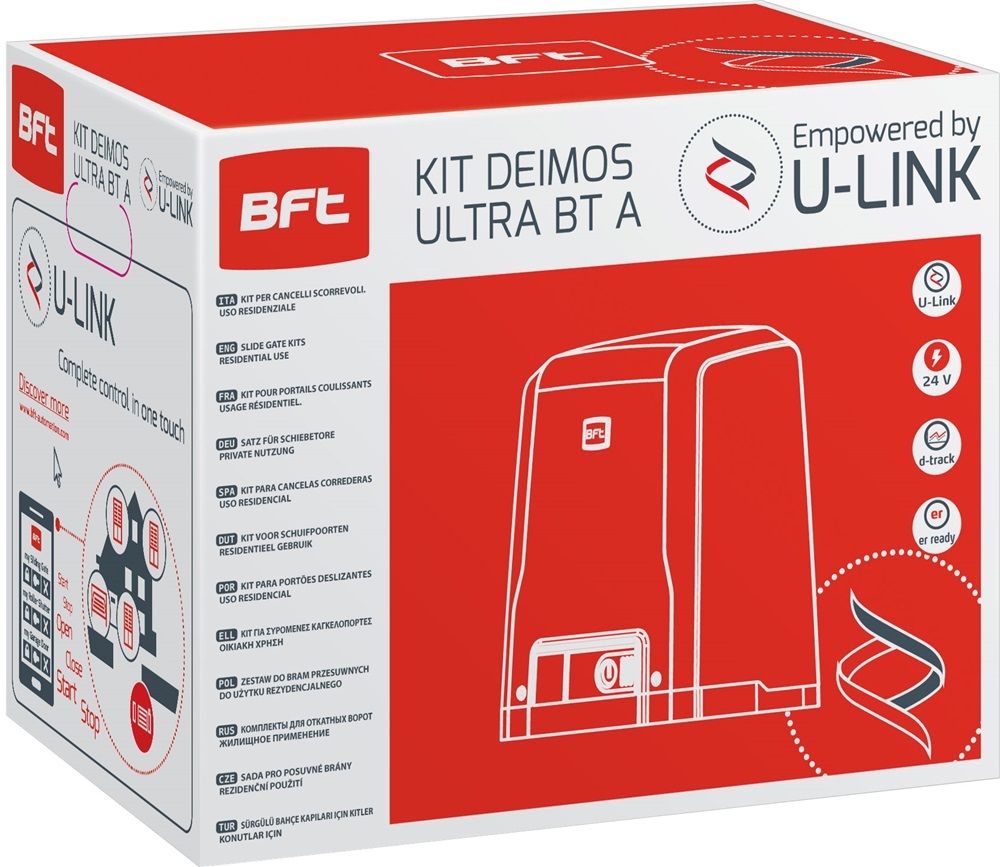 Kit Deimos Ultra BT A400 ITA
