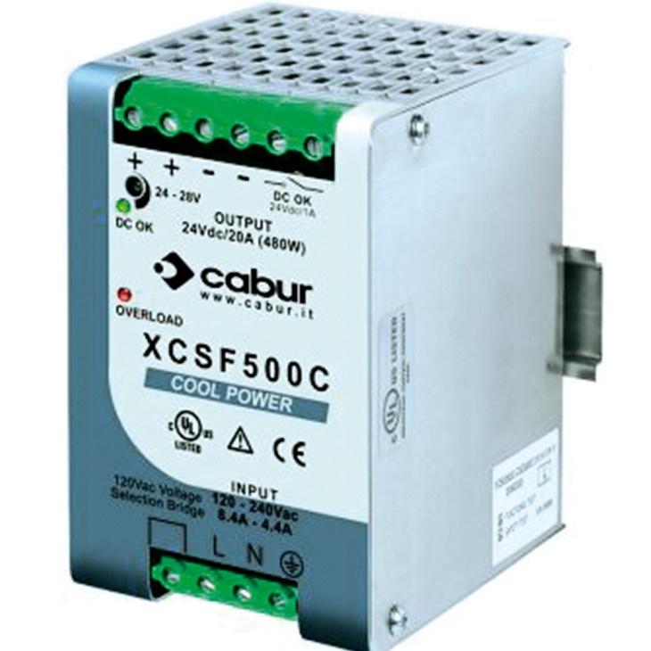 CSF500C        ALIM.1FASE/24VDC.20A