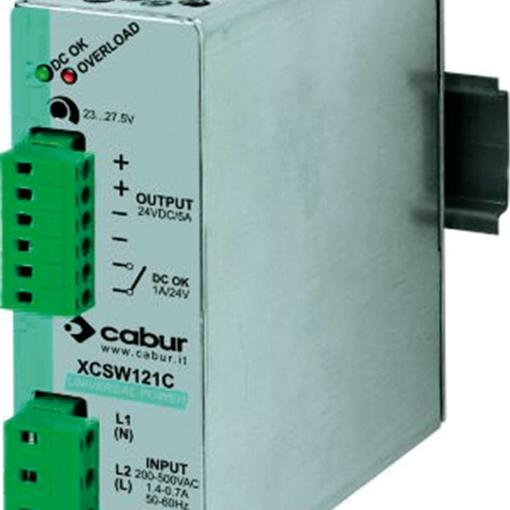 CSW121C        ALIM.1-2FASE/24VDC.5
